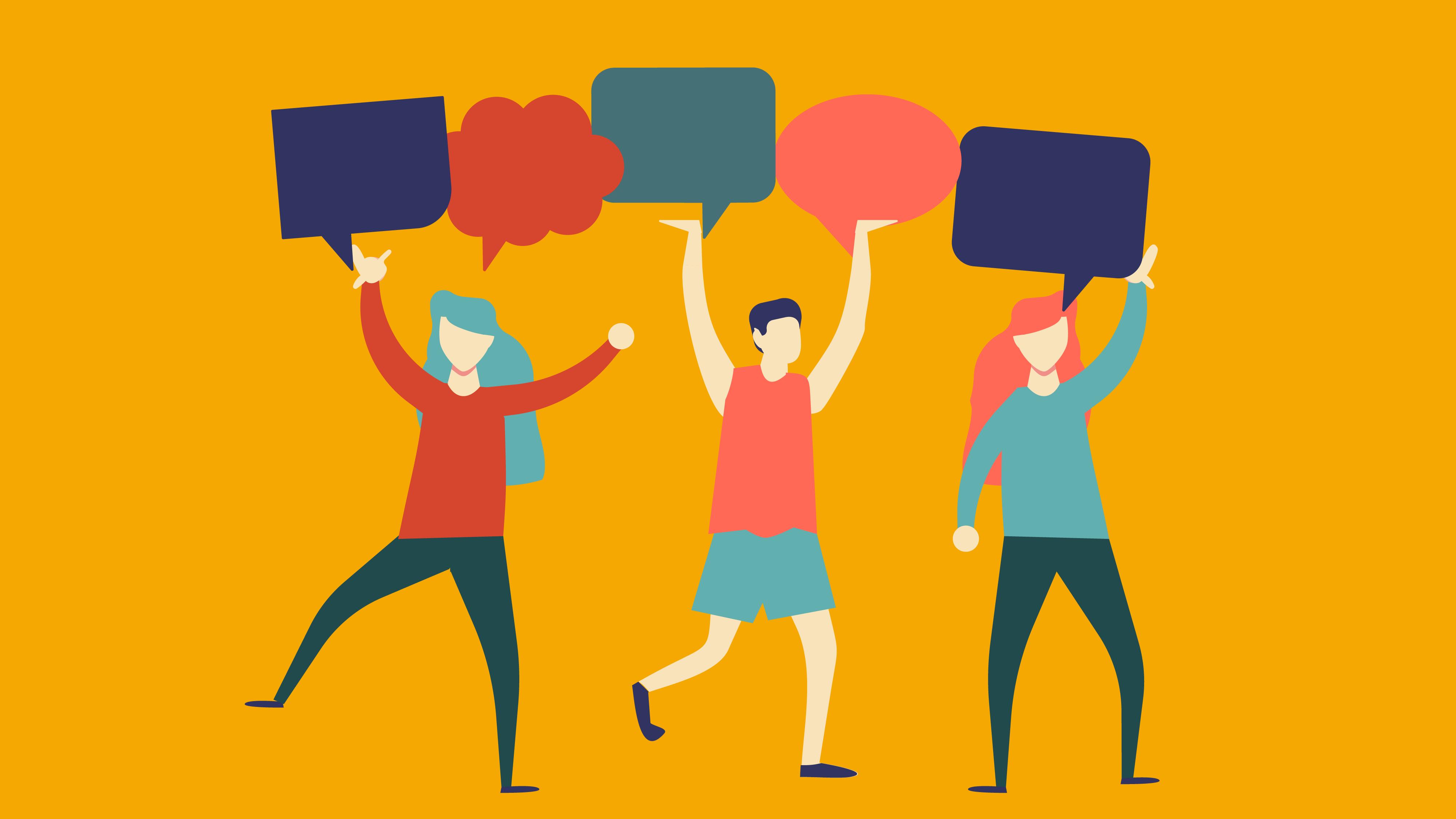 5 Ejemplos de comunicación interna creativa